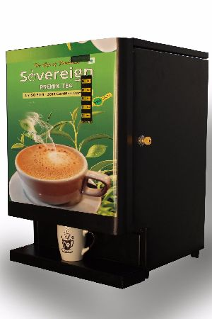 Sovereign Tea & Coffee Vending Machine Rental Services