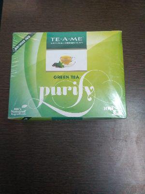 TE- A- ME Natural Green Tea
