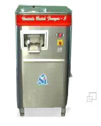 Vertical Batch Freezer