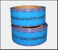 Tamper Evident Security Tapes