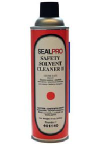 Safety Solvent Cleaner II