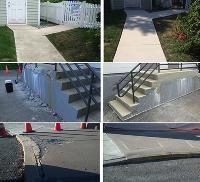 Spalls Decks Driveways Stairs