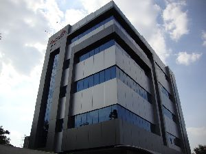 Exterior Acp & Glass Cladding Services