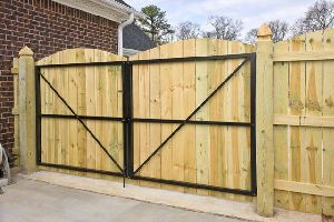 Exterior Iron Gate Installation Services