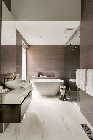 Modern Bathroom Interior Decoration Services