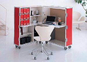 Modular Office Table And Chair Set