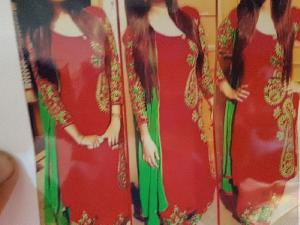 Cotton Embroidered Unstitched Suits