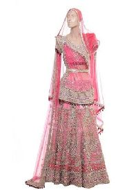 Bridal Lehenga Embroidered Designer