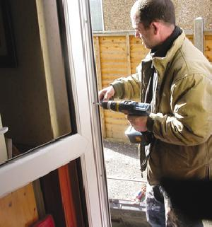 UPVC Door & Window Installation Services
