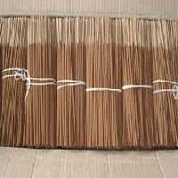 Raw Brown Incense Sticks