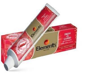 Elements Fresh -O- Guard Gel Toothpaste