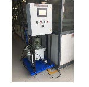 Hydraulic Burst & Impulse Testing Machine
