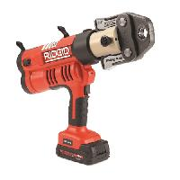 """Ridgid Rp 340-b Press Tool Kit With Propress Jaws (1/2"""" - 2"""") 43358"""