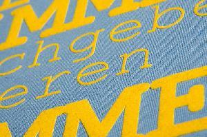 T-Shirt Flock Printing Services