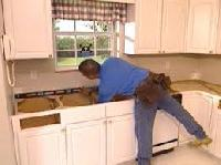 kitchen counter top installation