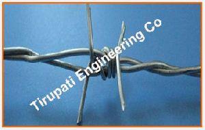 Twisted Razor Barbed Wire
