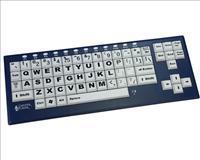 Bluetooth Large-key Keyboard