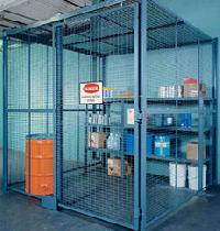 Security Enclosures Wall Systems