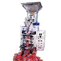 Cup Filler Collar Type Pneumatic Pouch Packaging Machine