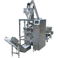 Pneumatic Collar Type Auger Filling Machine