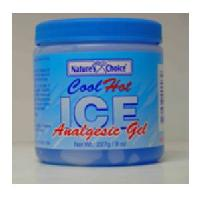 Cool Hot Ice Analgesic Gel