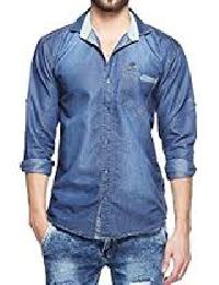 Denim Men Shirt