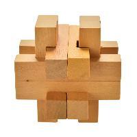 Wooden Interlocking Puzzles