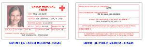 Medical Card Printing Services