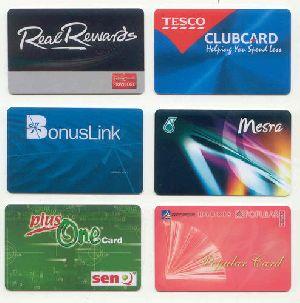 Pvc Plastic Card Printing Services