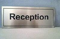 Nameplate Quality Stainless Steel