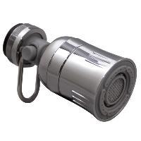 Pause Valve Dual Spray Swivel Faucet Aerator