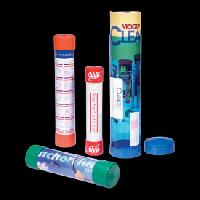 Clear Plastic Mailing Tubes & Shipping Tubes