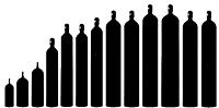 Gas Cylinder Data