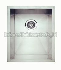 KBHS1520 Stainless Steel Single Bowl Sink