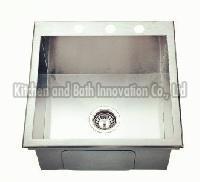 KBHS1919 Stainless Steel Topmount Single Bowl Sink