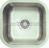 KBUS1519 Stainless Steel Undermount Single Bowl Sink