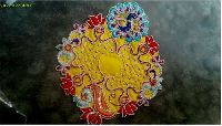 Rangoli Craft Stickers