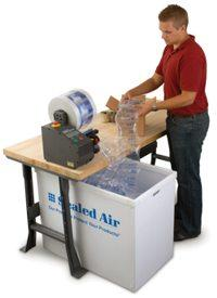 Fill-air Inflatable Packaging Systems