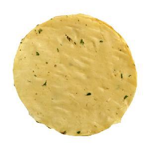 Garlic Green Chilli Papad