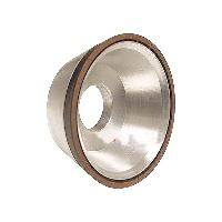 3-3/4 X 1/8 X 1-1/4 Inch D11v9 Flaring Cup Diamond Wheel