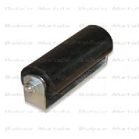 "04-526a 3"" Rubber Roller W/ Nuts"