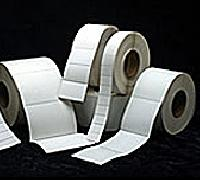 Direct Thermal Paper Labels - Coated