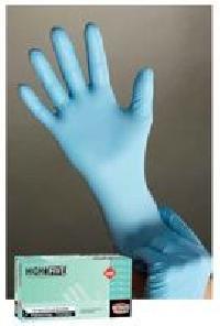 High Five N25x Nitrile Industrial Gloves Powder