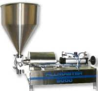 Piston Filling Machine - Rotary Valve Style