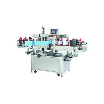 Automatic Front Back Labeling Machine