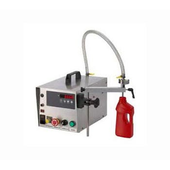 Semi Automatic Gear Pump Liquid Filling Machine