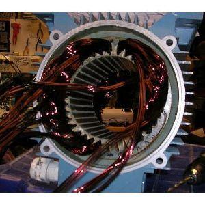 Bharat Enterprises offers AC Motor Rewinding Services DC Motor