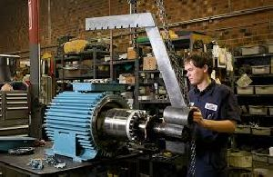 Industrial Motor Rewinding Services