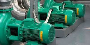 Submersible Motor Repairing Services