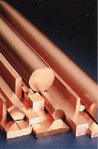 Copper Rod Round